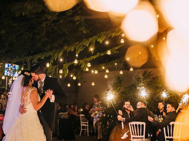 La boda de David y Gaby en Tlaquepaque, Jalisco 85