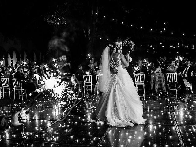 La boda de David y Gaby en Tlaquepaque, Jalisco 2