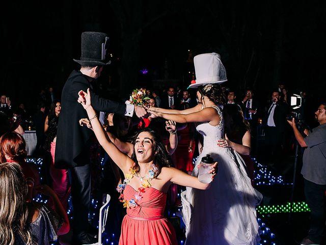 La boda de David y Gaby en Tlaquepaque, Jalisco 94