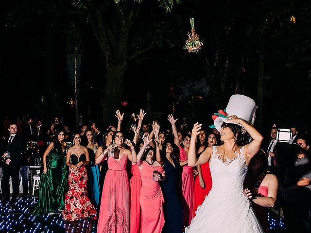 La boda de David y Gaby en Tlaquepaque, Jalisco 96