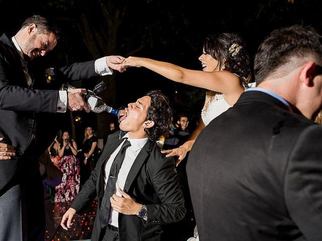 La boda de David y Gaby en Tlaquepaque, Jalisco 97