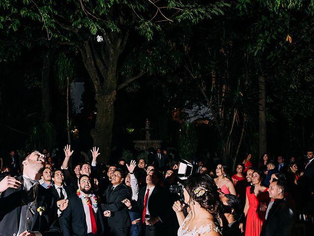 La boda de David y Gaby en Tlaquepaque, Jalisco 98