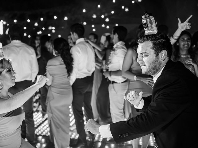 La boda de David y Gaby en Tlaquepaque, Jalisco 102