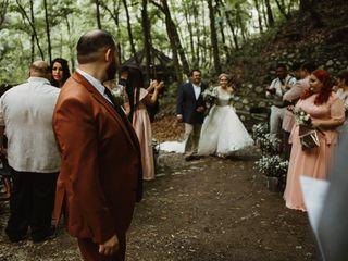 La boda de Isai y Kasandra 2