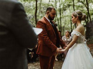 La boda de Isai y Kasandra 3