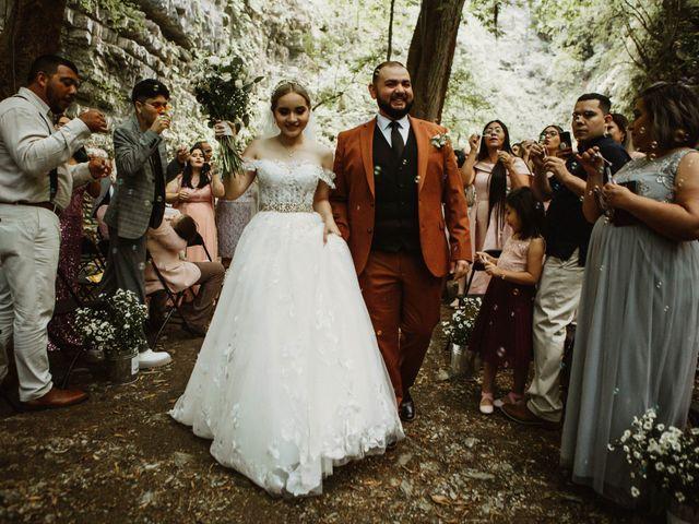 La boda de Isai y Kasandra