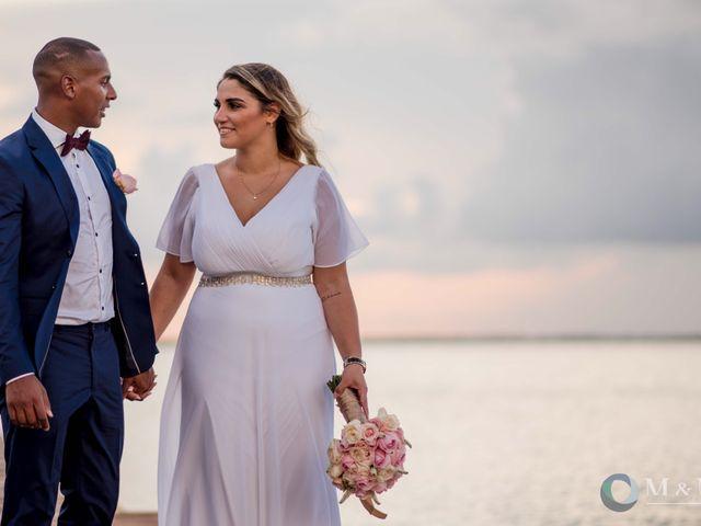 La boda de Florencia y Santiago