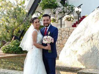 La boda de Lucero  y Ángel  2