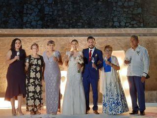 La boda de Lucero  y Ángel  3
