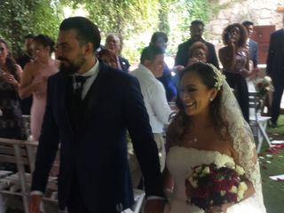 La boda de Yuly y Raúl 1