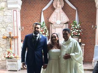 La boda de Yuly y Raúl 2