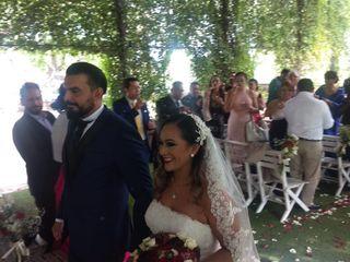 La boda de Yuly y Raúl