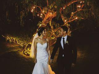 La boda de Erica y Jorge