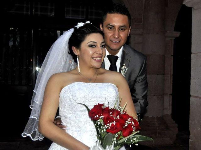 La boda de Daizy y Paco