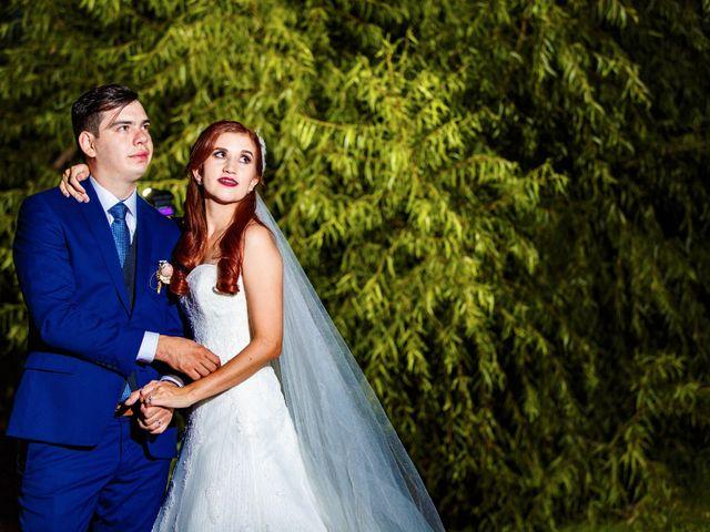La boda de Cinthia y Saúl