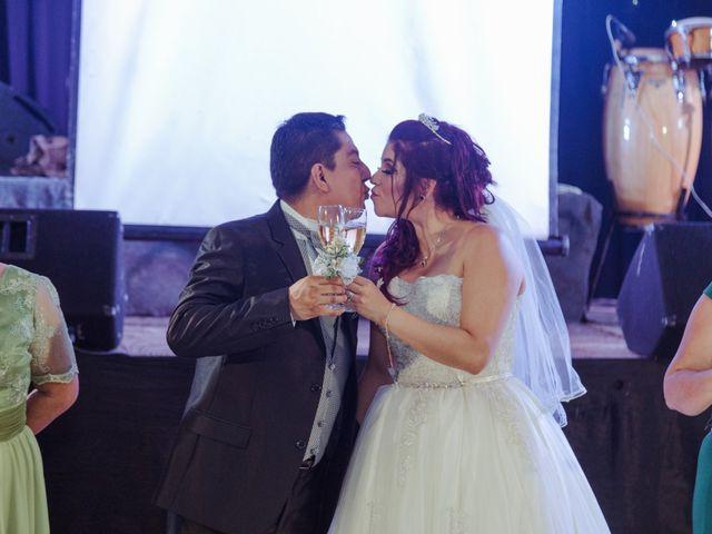 La boda de Jess y Sergio
