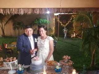 La boda de Erika y Elton