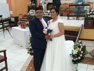 La boda de Erika y Elton 2