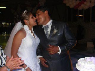 La boda de María y Luís