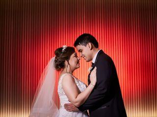 La boda de Alexandra y Roberto