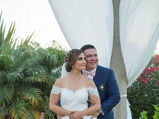 La boda de Mariana y Osvaldo 2