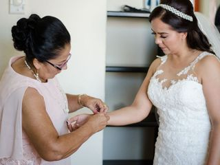 La boda de Lizette y Ivan 3