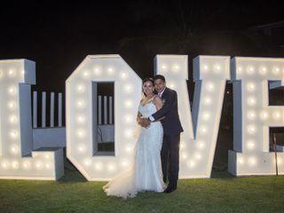 La boda de Lizette y Ivan