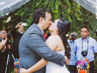 La boda de Ireri y Miguel