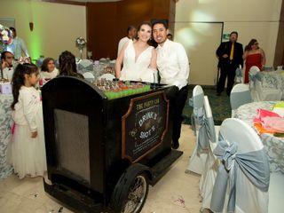 La boda de Gabriela y Alejandro 1