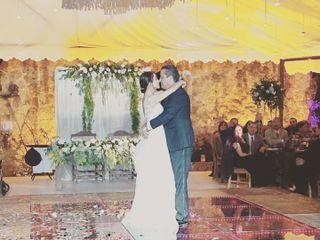 La boda de Alejandrina y Guillermo