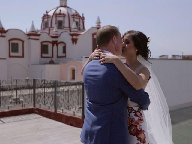 La boda de Peter y Pao en Cholula, Puebla 11
