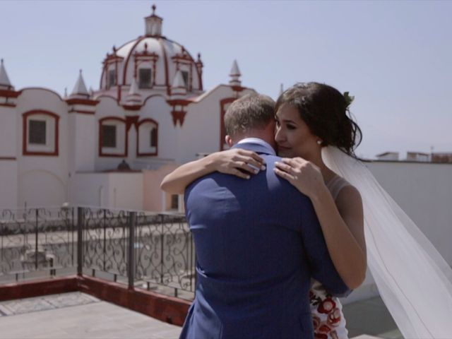 La boda de Peter y Pao en Cholula, Puebla 12