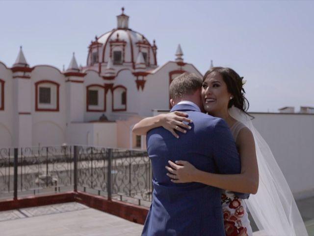 La boda de Peter y Pao en Cholula, Puebla 13