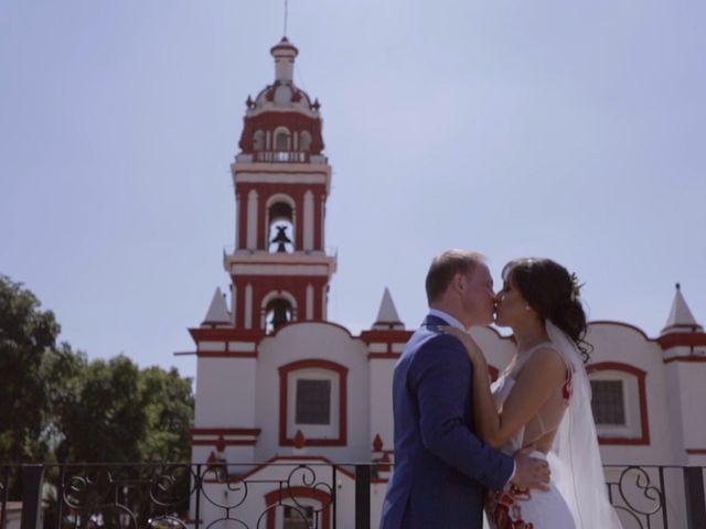 La boda de Peter y Pao en Cholula, Puebla 14