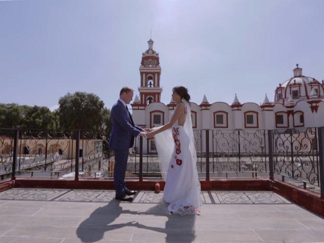 La boda de Peter y Pao en Cholula, Puebla 15