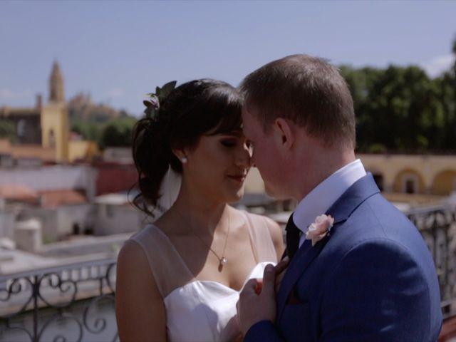 La boda de Peter y Pao en Cholula, Puebla 23