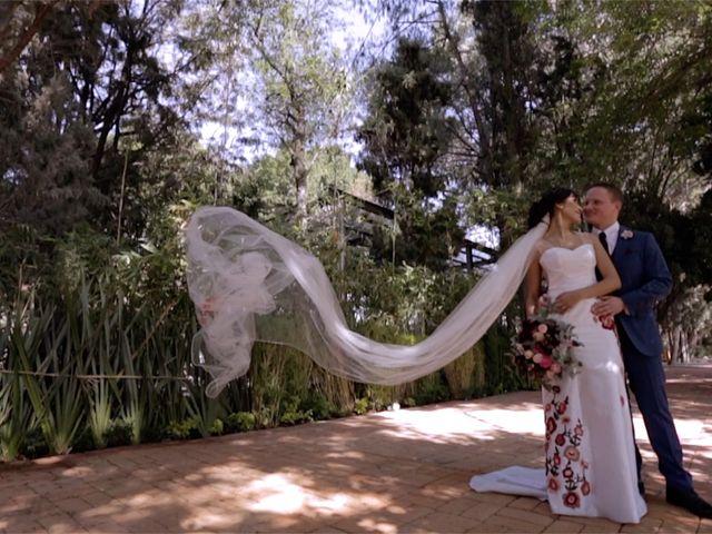 La boda de Peter y Pao en Cholula, Puebla 35