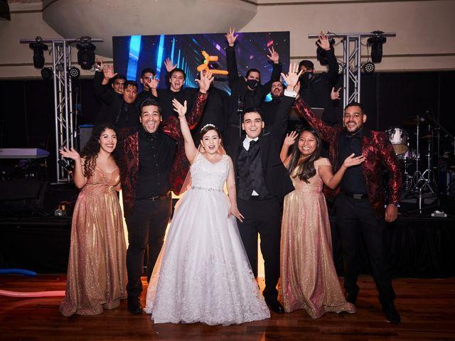 La boda de Roberto y Alexandra en Monterrey, Nuevo León 2
