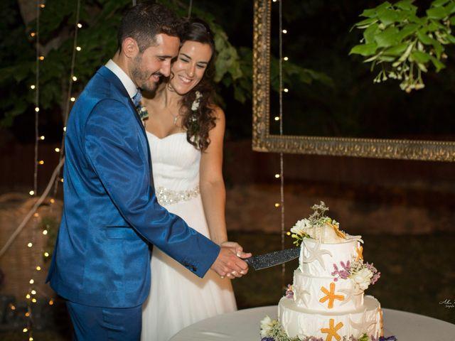 La boda de Mari y Víctor