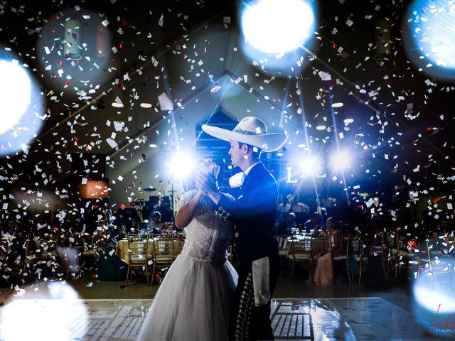 La boda de Liliana y Pepe