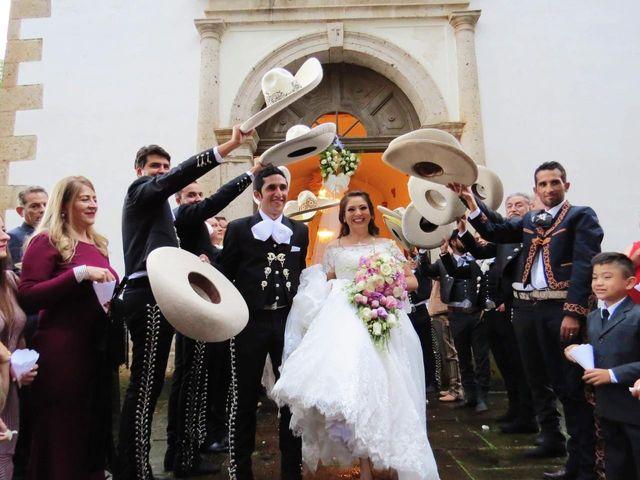La boda de Noridiana y Urani