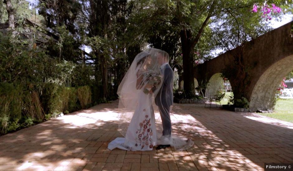 La boda de Peter y Pao en Cholula, Puebla
