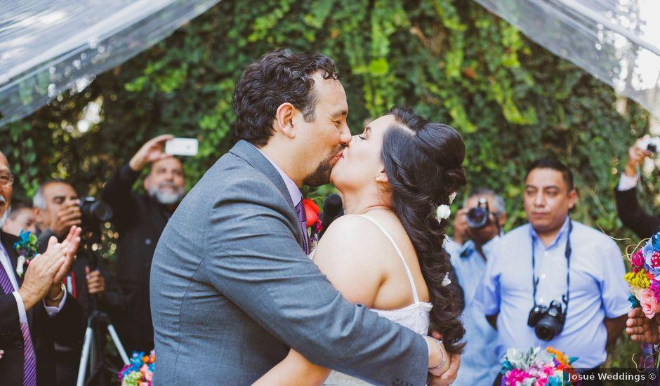 La boda de Miguel y Ireri en Cuautitlán Izcalli, Estado México
