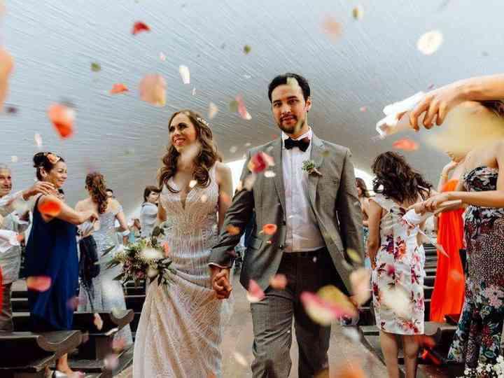 La boda de Becky  y Diego