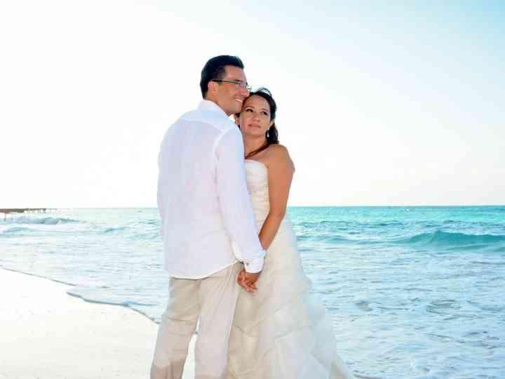 La boda de Ricardo y Vanessa