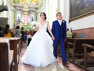 La boda de Alejandra  y Enrique