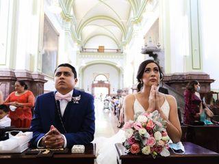 La boda de Alejandra  y Enrique  3