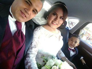 La boda de Madai y Erik  1