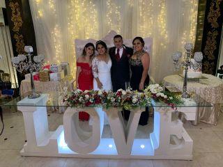 La boda de Madai y Erik  2