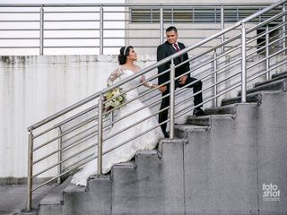 La boda de Madai y Erik